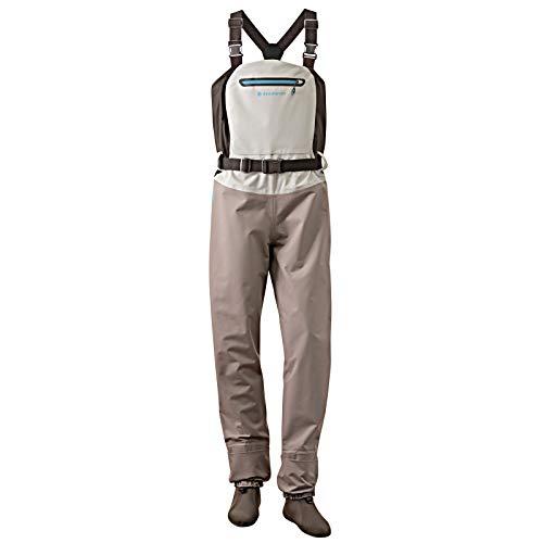 (Redington Women's Sonic-Pro Fly Fishing Waders - Size Medium, Grey)