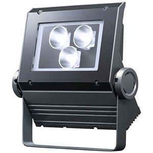 岩崎 LEDioc FLOOD NEO(レディオック フラッド ネオ) LED投光器 90クラス 狭角タイプ 電球色タイプ 本体色:ダークグレイ LED一体形 ECF0998L/SAN8/DG B076DFDRL1
