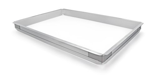 Sheet Pan Extender (New Star 42573 Aluminum Sheet Bun Pan Extender, Full)