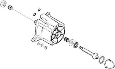Wsm Jet Pump Repair Kits Sea Doo Gtx 4Tec 2002