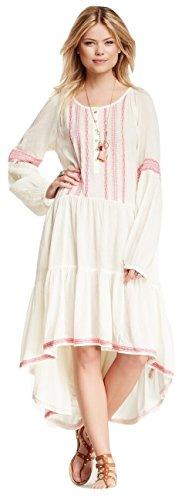 Free People Women's Full Blossom Gauze Light Heart Dress Tea Combo Size X-Small