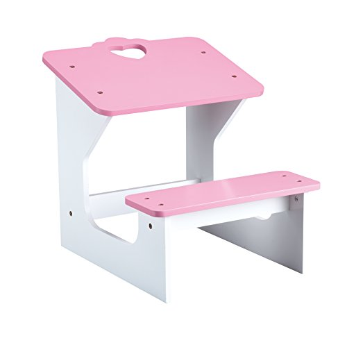 Beverly Hills Doll School Desk - Fits American girl 18'' Doll - Doll Furniture 18' Dolls