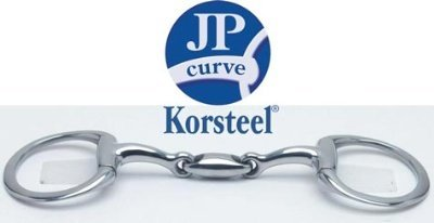 Korsteel JP Bits by Oval Mouth (Oval Mouth Snaffle Bit)