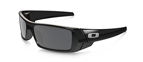 Oakley UniSex Gascan Polished Black Frame Grey Lens 03-471 ()