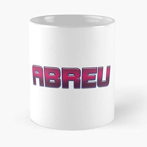 Abreu Yourself Your Friend Funny Floral Coffee Mugs - Abreu Wine