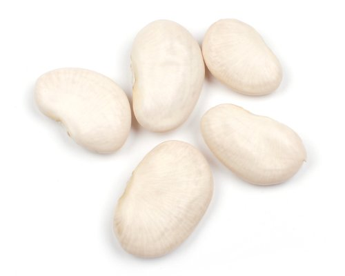 Giant Peruvian Lima Beans, 25 Lb Bag by Woodland Ingredients