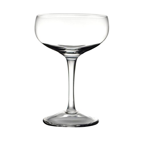 Cocktail Kingdom Leopold Coupe Glass, 6 Oz - 6 Pack
