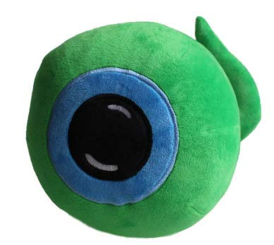 CNC INC Jacksepticeye Sam Plush Toy Septiceye Doll Green Stuffed Animal Toy 20cm Gift ()