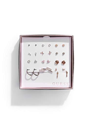 GUESS Factory Women's Multi-Tone Earrings Gift Set