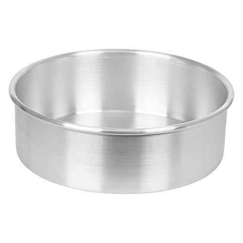 Tezzorio Aluminum Round Cake Pan, 9