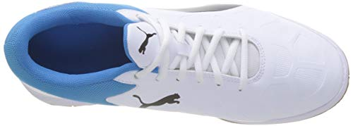 White Interior Tenaz Zapatillas bleu gum Azur puma Adulto Unisex puma De Deporte Black Puma Blanco dIzwq1z