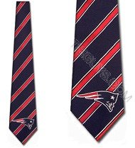 NEW ENGLAND PATRIOTS Tie NFL Football Neck Ties