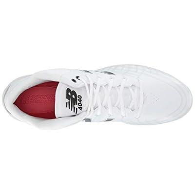 New Balance Men's 4040v5 Metal Mid-Cut Baseball Shoe | Baseball & Softball