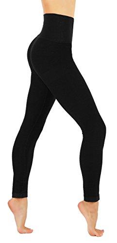 codefit-yoga-power-flex-dry-fit-compression-pants-workout-leggings-s-m-usa-0-4-cf-701-blk