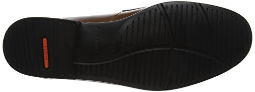 para Marrón Brown Penny Loafer Mocasines Rockport Hombre Dark Classic Brown Dark xqYWv8Uw