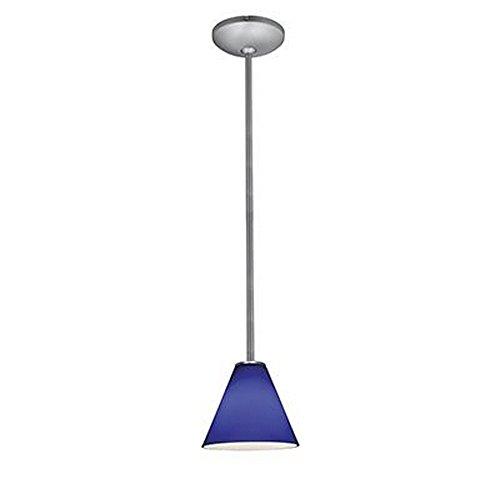 Lighting Bs Cobalt Ceiling - Access Lighting 28004-3R-BS/COB Martini - 7