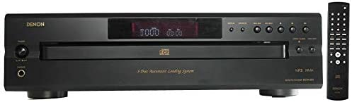 Correa denon DCD-720A Apertura Cierre caj/ón CD Cuadrado Recambio para Lector CD Player producci/ón Europea DCD720A