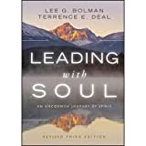 img - for Leading with Soul (J-B US non-Franchise Leadership) 3rd (third) edition book / textbook / text book