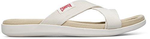 Camper Camper and jasper K200323-001 Sandalias Mujer Beige