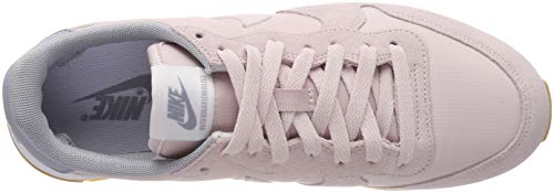 Running Eu Internationalist Rose Rose 5 De Barely 35 Nike Chaussures Femme ftqxzZZ