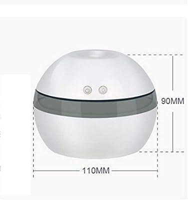 Lnyy Bola Mini humidificador purificador Coche humidificador ...