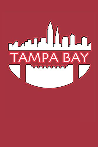 Tampa Bay: City Football Journal for Keeping Track Of Your Life