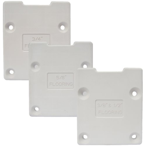 Freeman Tools RP18GLCNBP Replacement Base Plate for PF18GLCN Nailer, 3-Piece