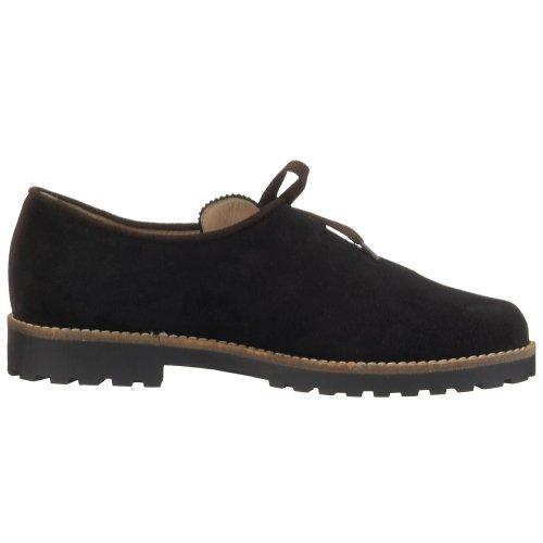 mujer ante de Zapatos Diavolezza Negro para xq67T7wIO