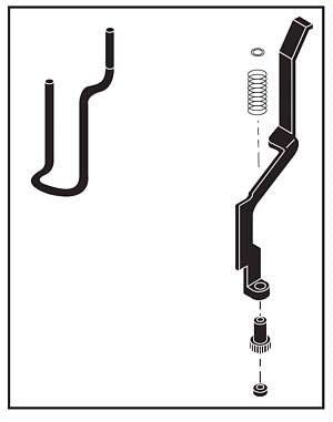 Senco HA0175 Safety Element Assembly