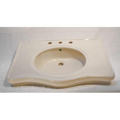 English Turn Pedestal Sink - 9
