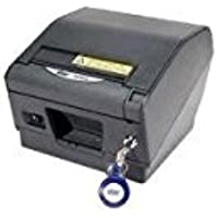 Star Micronics Tsp847iie3-24 Gry Rx Us Thermal Printer 2 Clor Cutter/tear Bar Lan Grey Paper Lock by Star Micronics