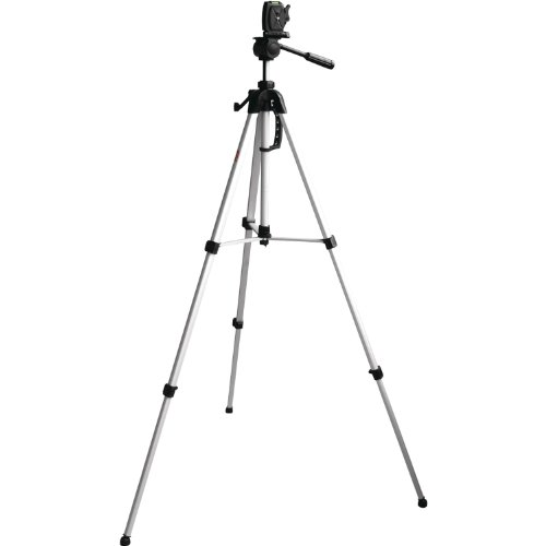 DigiPower TP-TR66 66-Inch Digital Camera, D-SLR and Camcorder Tripod by DigiPower