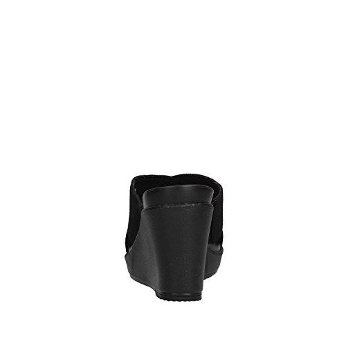 204949 Black Black Ciabatta Crocs Donna fwP7XRqXx