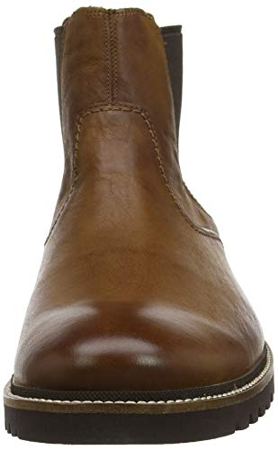 Boot Fawn Bottes Chelsea Homme fawn Marron Marshall Rockport BwqzES