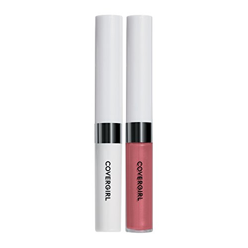 COVERGIRL Outlast All-Day Moisturizing Lip Color, 1 Tube (.06 oz), Wine to FIve Color, Moisturizing Lipstick, Long Lasting (packaging may vary)