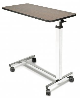 Graham Field Economy Overbed Table, Non-Tilt (Serving Field Tray)