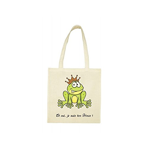 Tote bag bag beige Tote prince crapaud wHYqSg