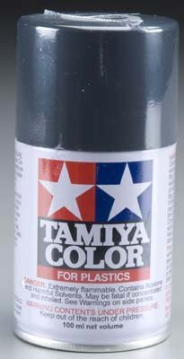 Tamiya TS-4 German Grey Spray Lacquer Multi-Colored