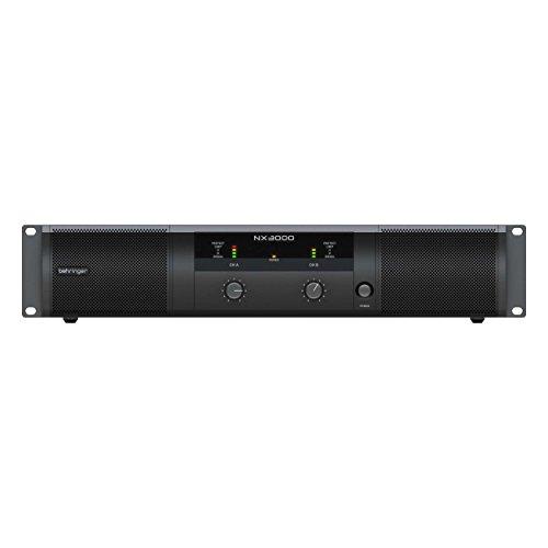 Behringer Monitor Speaker And Subwoofer Part NX3000