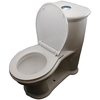 childu0027s white round small toilet