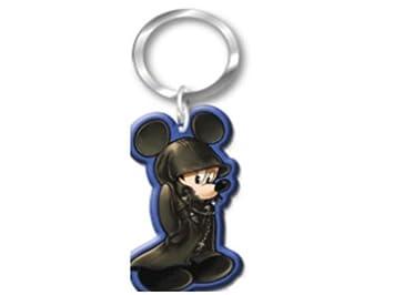 Llavero: Kingdom Hearts - Rey Mickey Organización XIII Laser ...