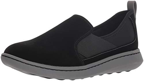 Move W Black Women's 090 Synthetic Sneaker Step Us Jump Clarks vX8ESXq
