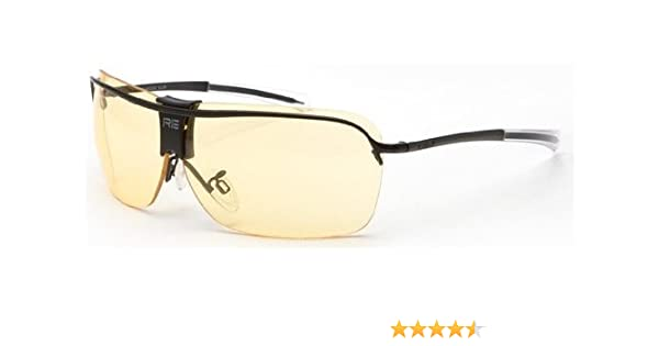 900f482b28fe Amazon.com : Randolph Ranger XLW Shooting/Hunting Glasses/Eyewear Bayonet  or Cable Temples Frame Only (Lenses Sold Separately) : Hunting Safety  Glasses ...