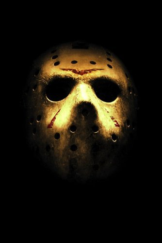 Friday The 13Th Movie Poster 24Inx36In #01