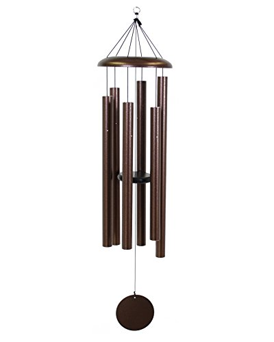 Cheap Corinthian Bells 53-inch Windchime, Copper Vein