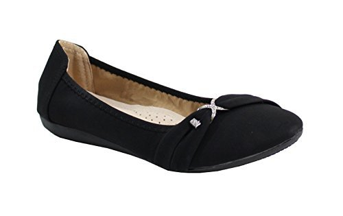 By Shoes Ballerine Shoes Nero Nero Ballerine Donna Ballerine By Shoes By Donna gSA6q
