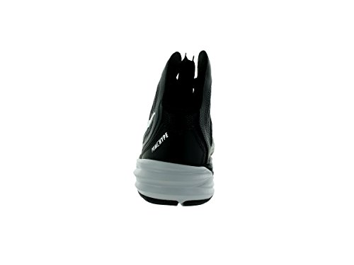 Nike Hommes Prime Hype DF noir/blanc/Anthracite/Drk Gry Basketball chaussures 11.5 Hommes US