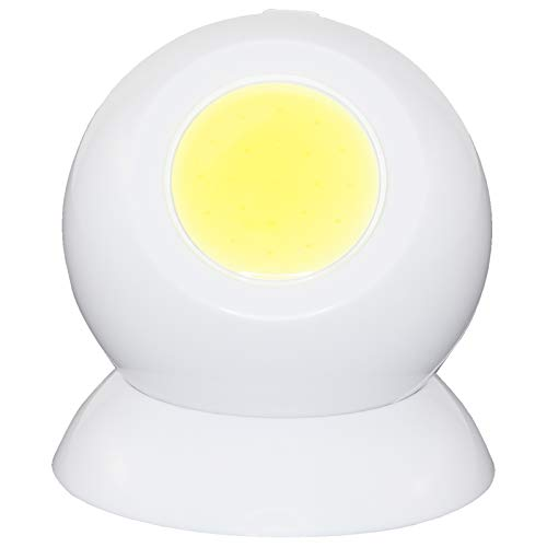 - Apollo's Products 200 Lumens COB LED Swivel Ball Light (LitezAll Grab and Go) (Light Ball)