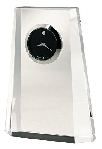 Howard Miller Paragon Clock - Silver Museum Dial