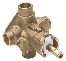Moen 62380 .5-Inch Rough in Posi-Temp Pressure Balancing Cycling Valve by Moen